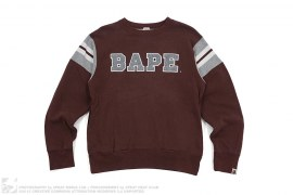 Bape 93 Side Pocket Crewneck by A Bathing Ape