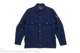 Wool Snap Button Up by Penfield