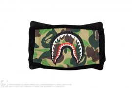 mens mask ABC Camo Shark Facemask by A Bathing Ape