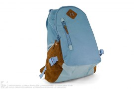 Ballistic 20L Suede Bottom Cordura Backpack by visvim