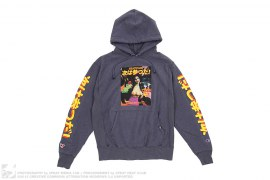 mens hoodie Next Has Three TR Vintage Wash Pullover Hoodie by 3peat