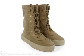 Yeezy Season 2 Crepe-Sole Boot by Kanye West