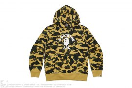 1st Camo College Logo Pullover Hoodie by A Bathing Ape