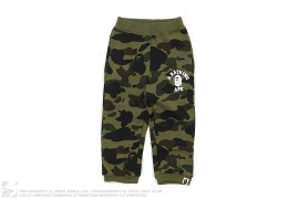 1st Camo College Logo Sweatpants by A Bathing Ape