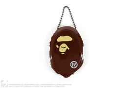 Apehead Coin Case by A Bathing Ape