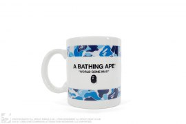 ABC Camo Ceramic Mug by A Bathing Ape