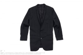 Uniforme Two Button Blazer Jacket by Christian Dior