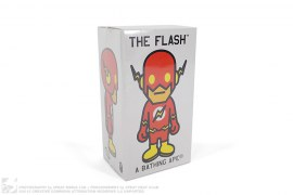 toy The Flash Toy by A Bathing Ape x DC Comics