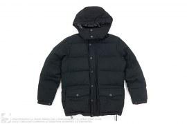 Wool XX Lining Hooded Down Jacket by OriginalFake