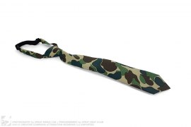 ABC Camo Tie by A Bathing Ape