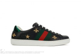 mens shoes Ace Embroidered Low Top Sneaker by Gucci