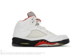 "Air Jordan 5 ""Fire Red"" by Jordan Brand"