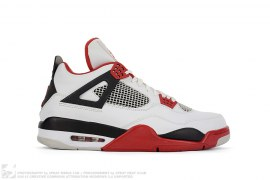 "Air Jordan 4 ""Fire Red"" by Jordan Brand"