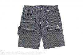 Pinstripe Shorts by BBC/Ice Cream