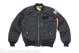 Ultimate 1st Camo Reversible MA1 Bomber Jacket by A Bathing Ape x Alpha Industries