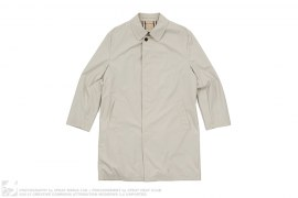 Nova Check Lined Trench Coat by Burberry