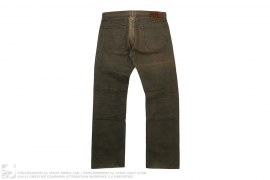 RRL Low Straight Gradient Jeans by Ralph Lauren