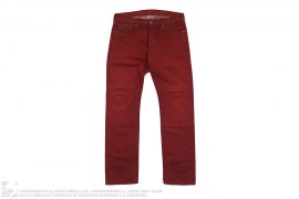 RRL Slim Fit Selvedge Jeans by Ralph Lauren