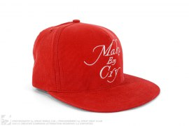 Make Em Cry Corduroy Strapback by HUF