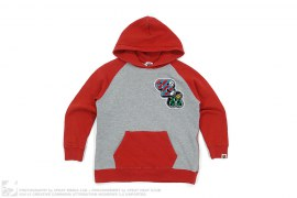 Baby Milo Pullover Hoodie by A Bathing Ape