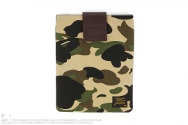 1st Camo IPad Case by A Bathing Ape
