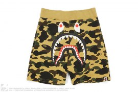 Ultimate 1st Camo Shark Sweatshorts by A Bathing Ape