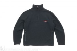 Polo Sport Quarter Zip Fleece Jacket by Ralph Lauren