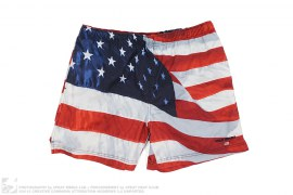 Polo Sport American Flag Swimming Trunks by Ralph Lauren
