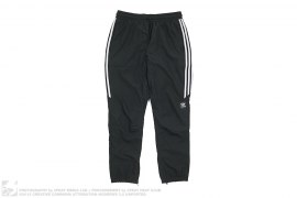 mens pants 3 Stripe Nylon Tack Pants by Adidas