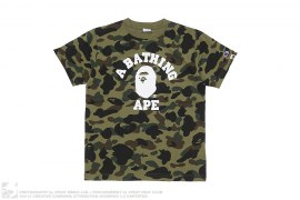 Ultimate 1st Camo College Logo Tee by A Bathing Ape x Champion