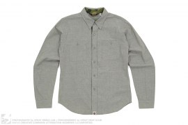 1st Camo Accent Button-Up by A Bathing Ape