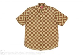 Checkered Button-Up by A Bathing Ape