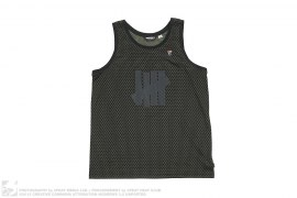 mens jersey Jacquard Basketball Jersey by Undefeated