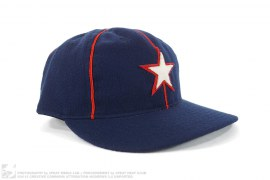 Star Wool Fitted Hat by Ebbets Field