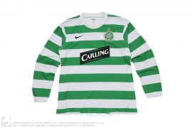 mens jersey The Lisbon Lions 40th Anniversary Long Sleeve Soccer Jersey by Nike