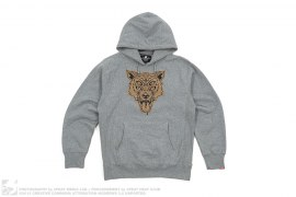 Tiger Pullover Hoodie by Undefeated x Neighborhood