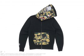 Zozo Exclusive 3M 1st Camo WGM Wappen Shark by A Bathing Ape