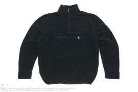 Polo Sport Polartec Quarter Zip Front Pouch Fleece Jacket by Ralph Lauren