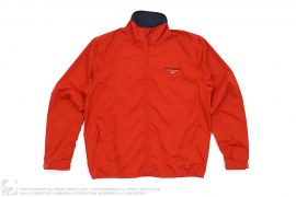 Polo Sport Removable Sleeve Back Zip Pocket Windbreaker Jacket by Ralph Lauren