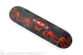 Fly Or Die Skateboard by NERD