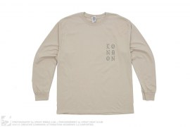 TLOP London Pop-Up Never Gonna Die Long Sleeve Tee by Kanye West