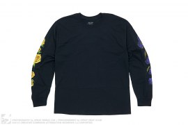 Life & Death Flowers Long Sleeve Tee by Big Sean
