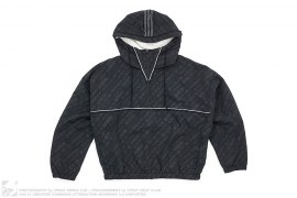 mens jacket AW Anorak Half Zip Windbreaker by Adidas x Alexander Wang