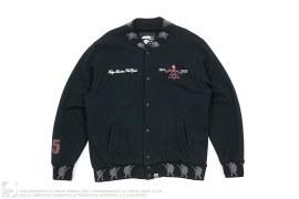 2K4 Stash ASNKA Sweat Vasity Jacket by A Bathing Ape x Stash