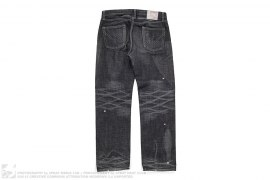 Rigid Savage Medium Selvedge Denim by Neighborhood
