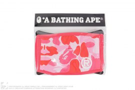 mens mask ABC Camo Face Mask by A Bathing Ape