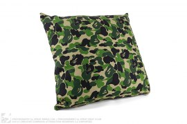ABC Camo Pillow by A Bathing Ape