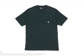 mens tee Embroidered U-Man Pocket Tee by Undefeated
