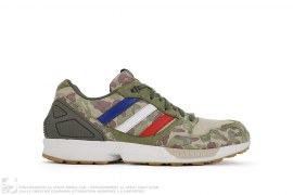 mens shoes ZX 5000 by Adidas x Undefeated x A Bathing Ape