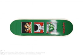 Dragonball Z Skateboard by Hookups x Dragonball